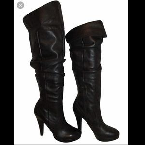 🖤Jessica Simpson Over Knee Boots - Black - Sz 9🖤